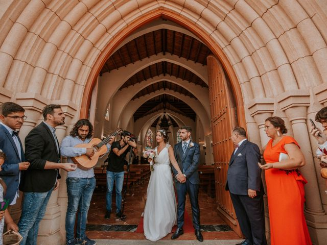 La boda de Antonio y Ana en Torre Del Mar, Málaga 39