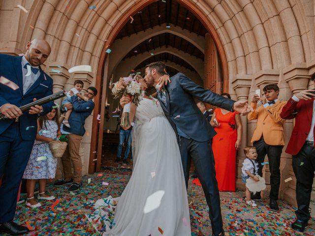 La boda de Antonio y Ana en Torre Del Mar, Málaga 41