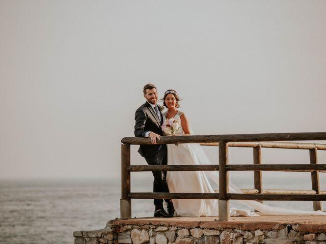 La boda de Antonio y Ana en Torre Del Mar, Málaga 44