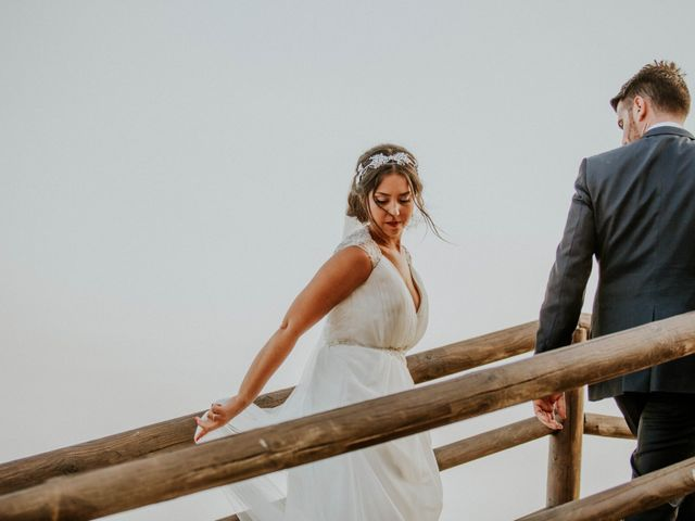 La boda de Antonio y Ana en Torre Del Mar, Málaga 45