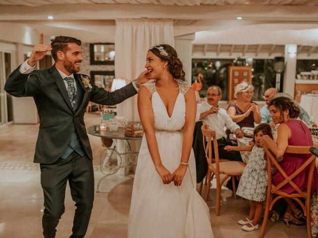 La boda de Antonio y Ana en Torre Del Mar, Málaga 76
