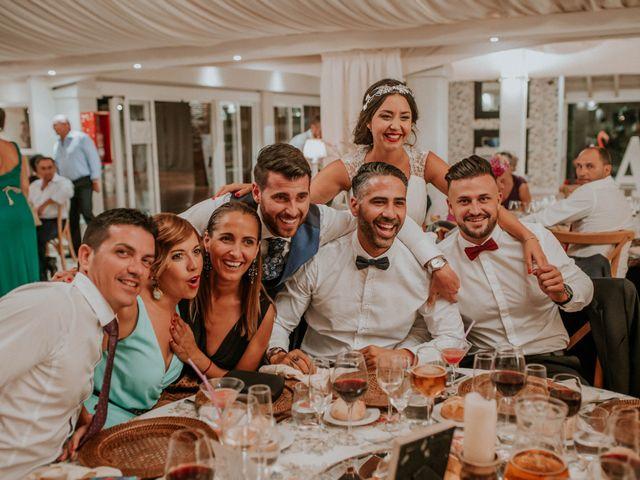 La boda de Antonio y Ana en Torre Del Mar, Málaga 80
