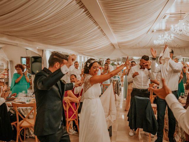 La boda de Antonio y Ana en Torre Del Mar, Málaga 85