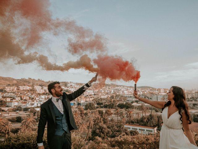 La boda de Antonio y Ana en Torre Del Mar, Málaga 108