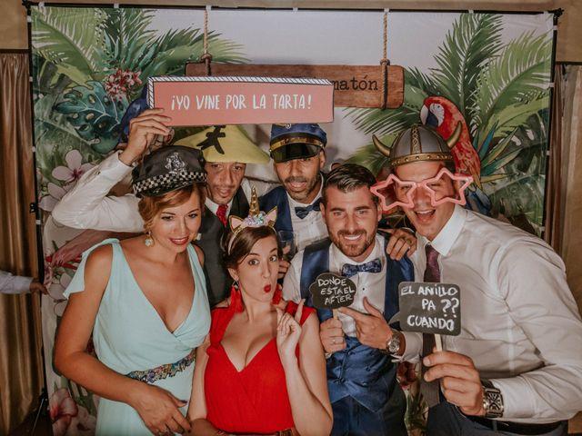 La boda de Antonio y Ana en Torre Del Mar, Málaga 111