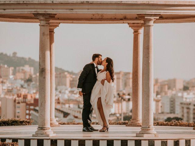 La boda de Antonio y Ana en Torre Del Mar, Málaga 113