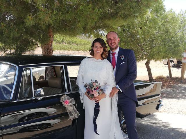 La boda de Esther y Jaime