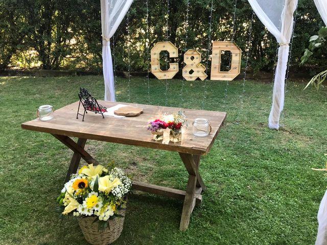 La boda de Dani y Cris en Requijada, Segovia 7