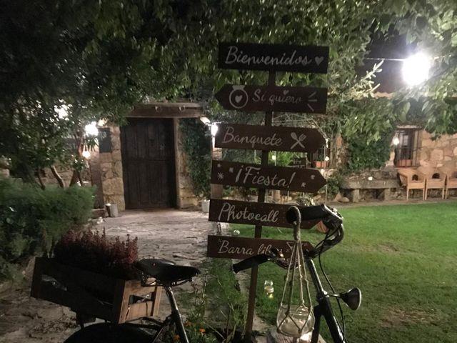 La boda de Dani y Cris en Requijada, Segovia 11