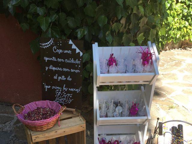 La boda de Dani y Cris en Requijada, Segovia 21