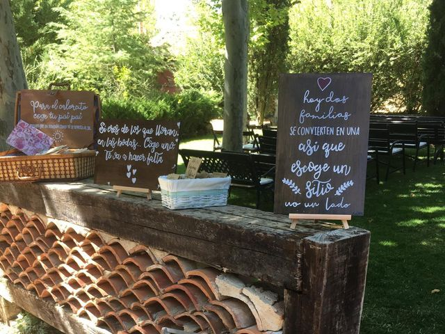 La boda de Dani y Cris en Requijada, Segovia 22