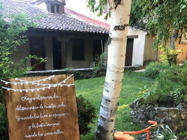 La boda de Dani y Cris en Requijada, Segovia 25