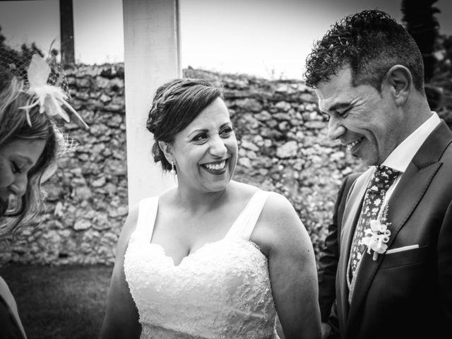La boda de Faus y Laura en Pruvia (Llanera), Asturias 23