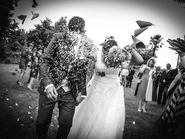La boda de Faus y Laura en Pruvia (Llanera), Asturias 27