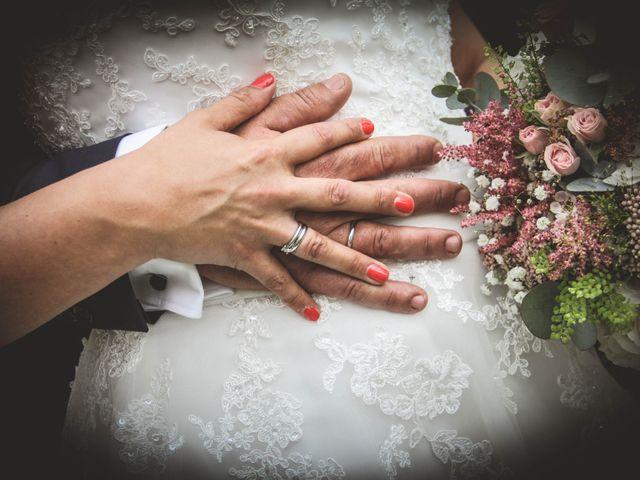 La boda de Faus y Laura en Pruvia (Llanera), Asturias 35