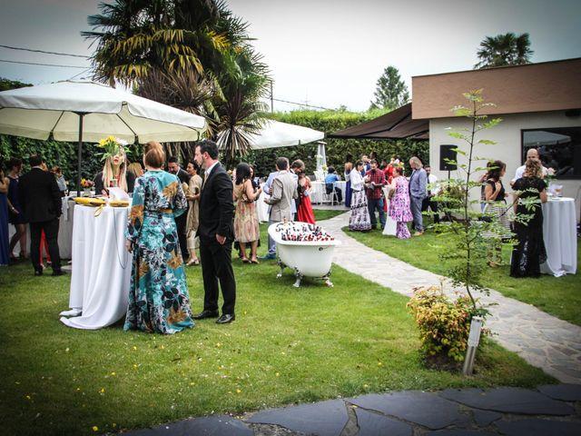 La boda de Faus y Laura en Pruvia (Llanera), Asturias 38