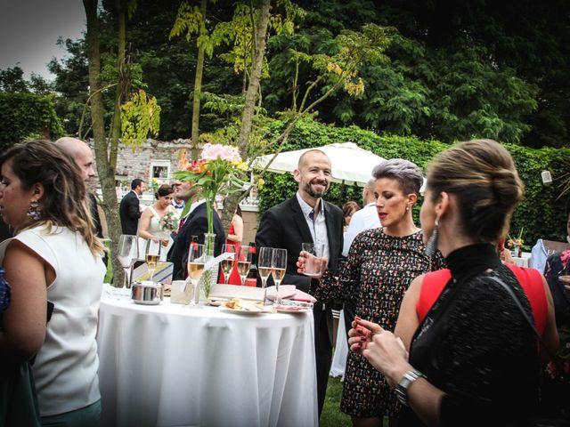 La boda de Faus y Laura en Pruvia (Llanera), Asturias 42
