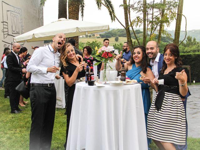 La boda de Faus y Laura en Pruvia (Llanera), Asturias 44