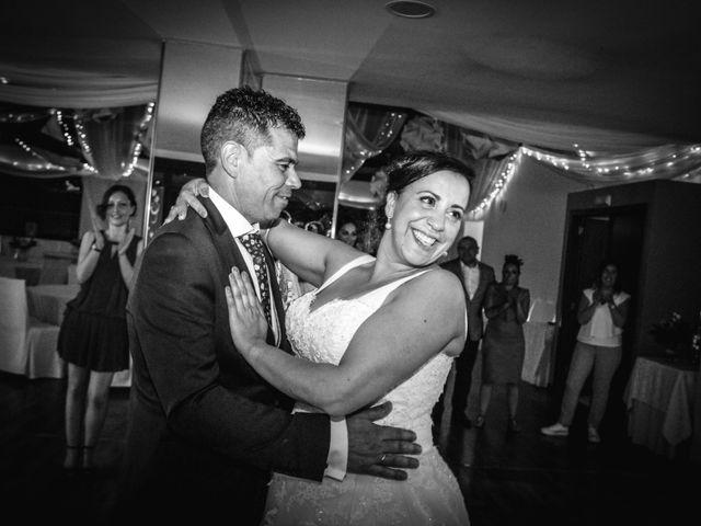 La boda de Faus y Laura en Pruvia (Llanera), Asturias 57