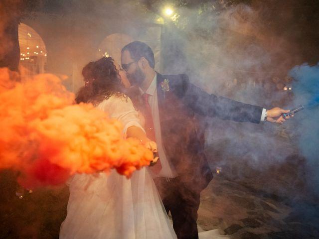 La boda de Dani y Cris en Requijada, Segovia 27