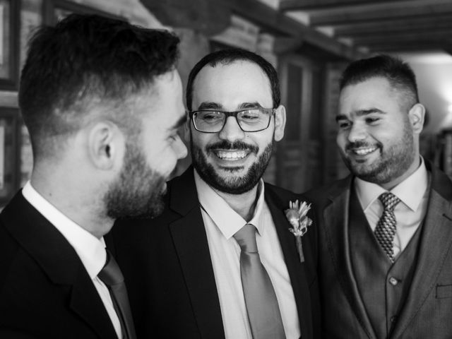 La boda de Dani y Cris en Requijada, Segovia 30