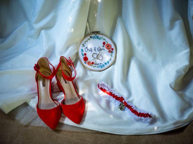 La boda de Dani y Cris en Requijada, Segovia 32