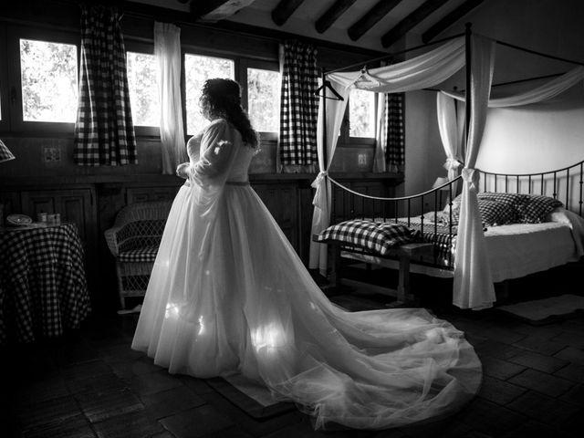 La boda de Dani y Cris en Requijada, Segovia 34