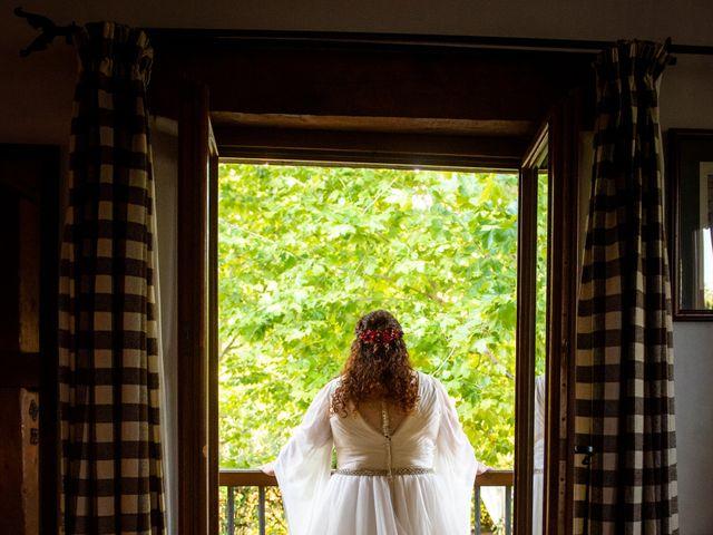 La boda de Dani y Cris en Requijada, Segovia 35