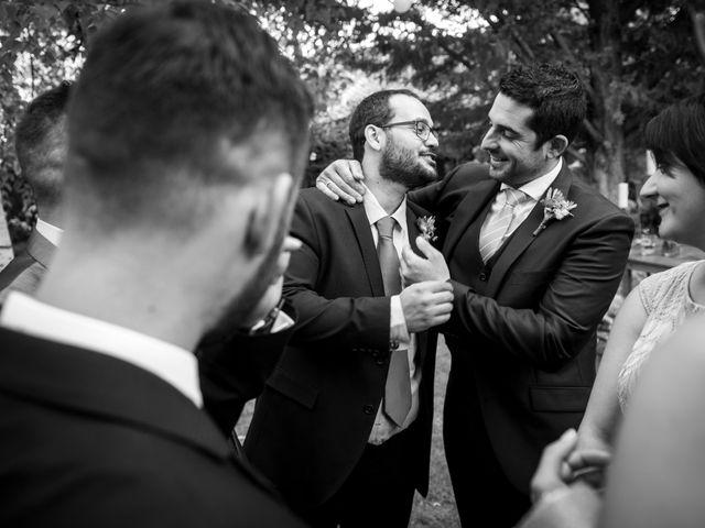 La boda de Dani y Cris en Requijada, Segovia 36