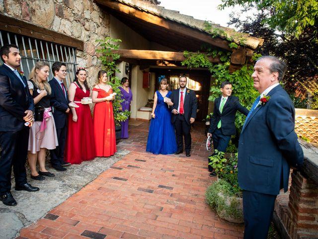 La boda de Dani y Cris en Requijada, Segovia 37