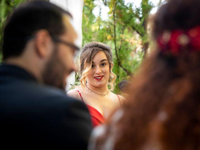 La boda de Dani y Cris en Requijada, Segovia 38
