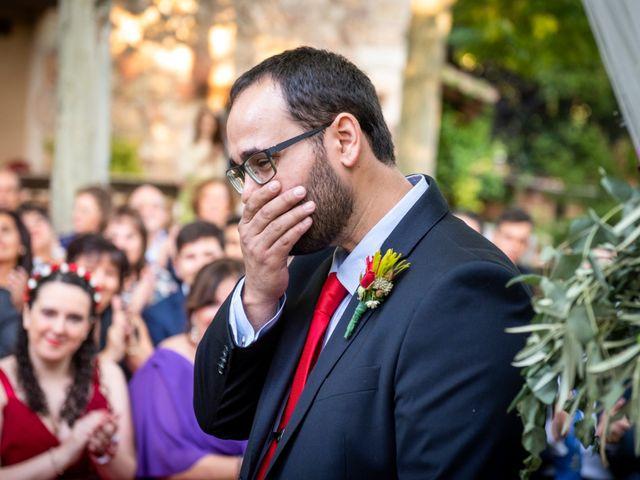 La boda de Dani y Cris en Requijada, Segovia 40