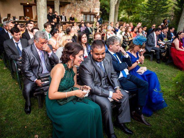 La boda de Dani y Cris en Requijada, Segovia 47