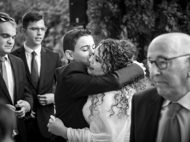 La boda de Dani y Cris en Requijada, Segovia 50