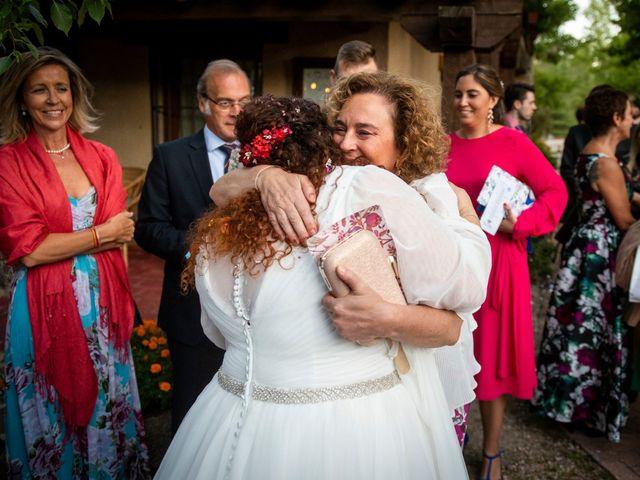 La boda de Dani y Cris en Requijada, Segovia 53