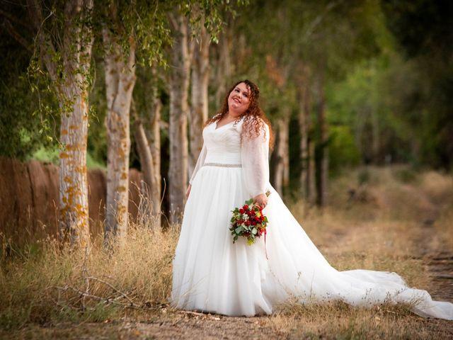 La boda de Dani y Cris en Requijada, Segovia 55
