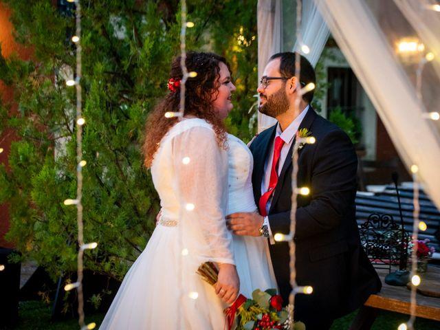 La boda de Dani y Cris en Requijada, Segovia 2