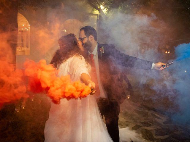 La boda de Dani y Cris en Requijada, Segovia 57