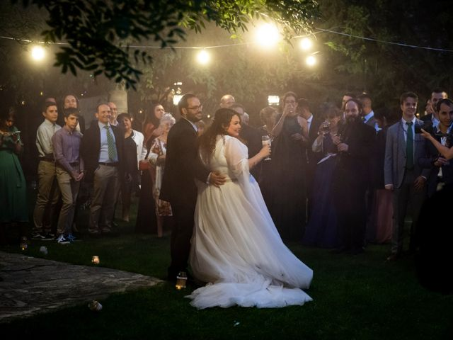 La boda de Dani y Cris en Requijada, Segovia 58