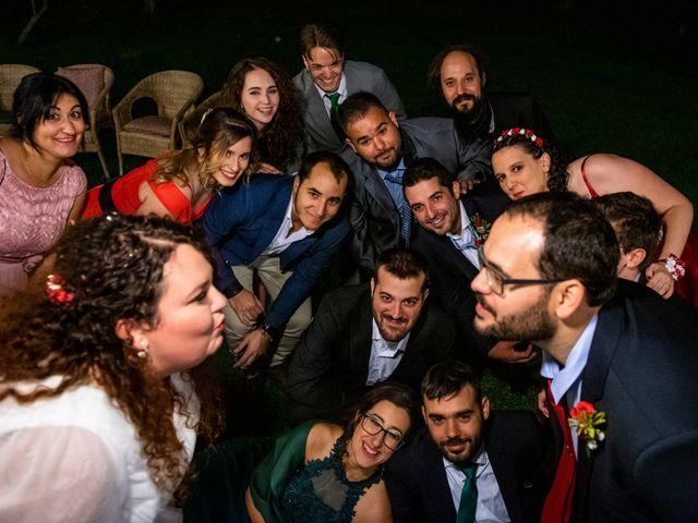 La boda de Dani y Cris en Requijada, Segovia 60