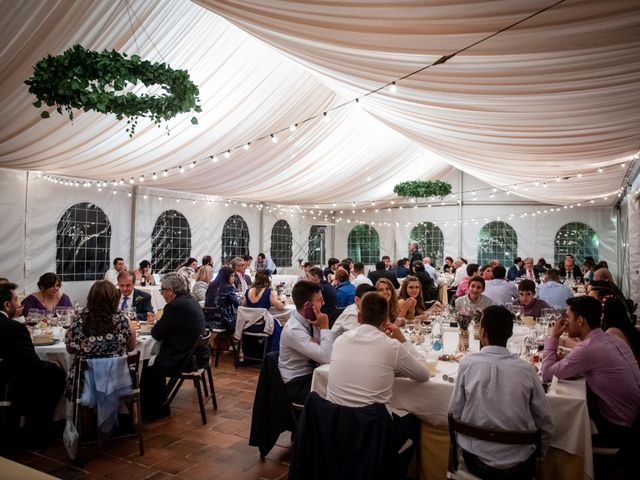 La boda de Dani y Cris en Requijada, Segovia 62