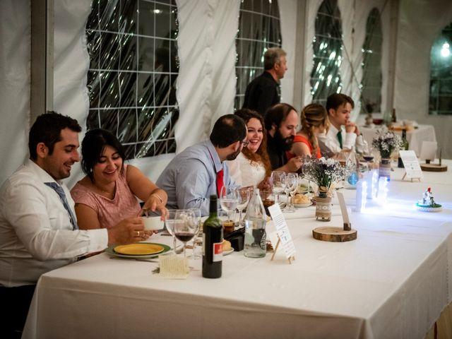 La boda de Dani y Cris en Requijada, Segovia 63