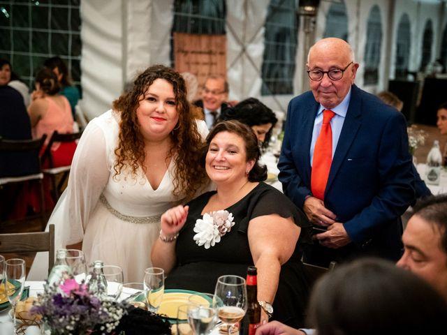 La boda de Dani y Cris en Requijada, Segovia 64