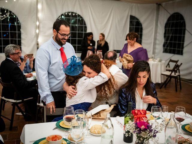 La boda de Dani y Cris en Requijada, Segovia 65