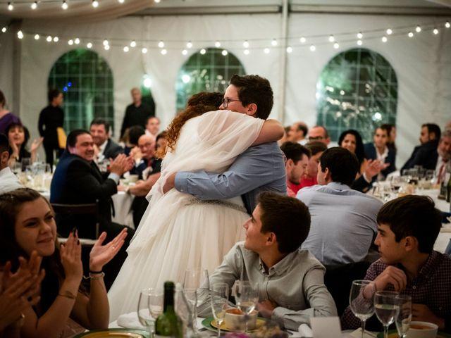 La boda de Dani y Cris en Requijada, Segovia 67