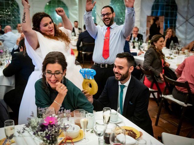 La boda de Dani y Cris en Requijada, Segovia 74