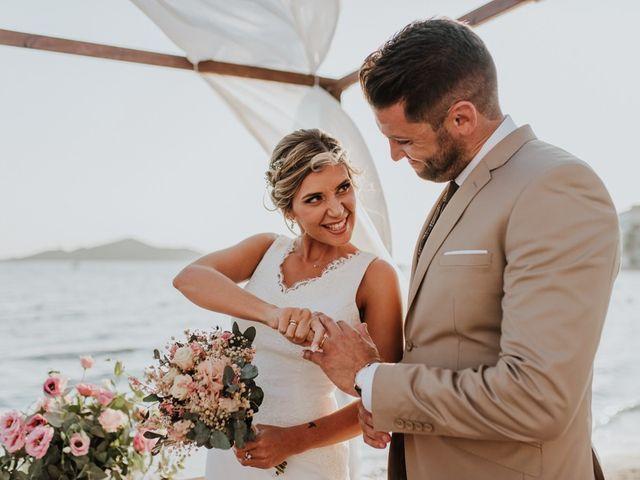 La boda de Rubén y Claudia en La Manga Del Mar Menor, Murcia 7