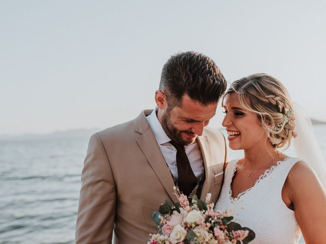 La boda de Rubén y Claudia en La Manga Del Mar Menor, Murcia 8