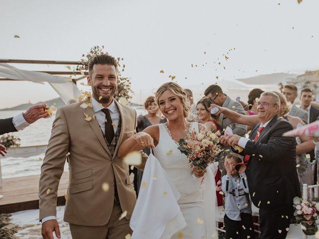 La boda de Claudia y Rubén