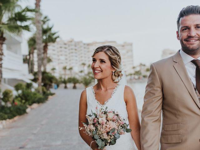 La boda de Rubén y Claudia en La Manga Del Mar Menor, Murcia 10
